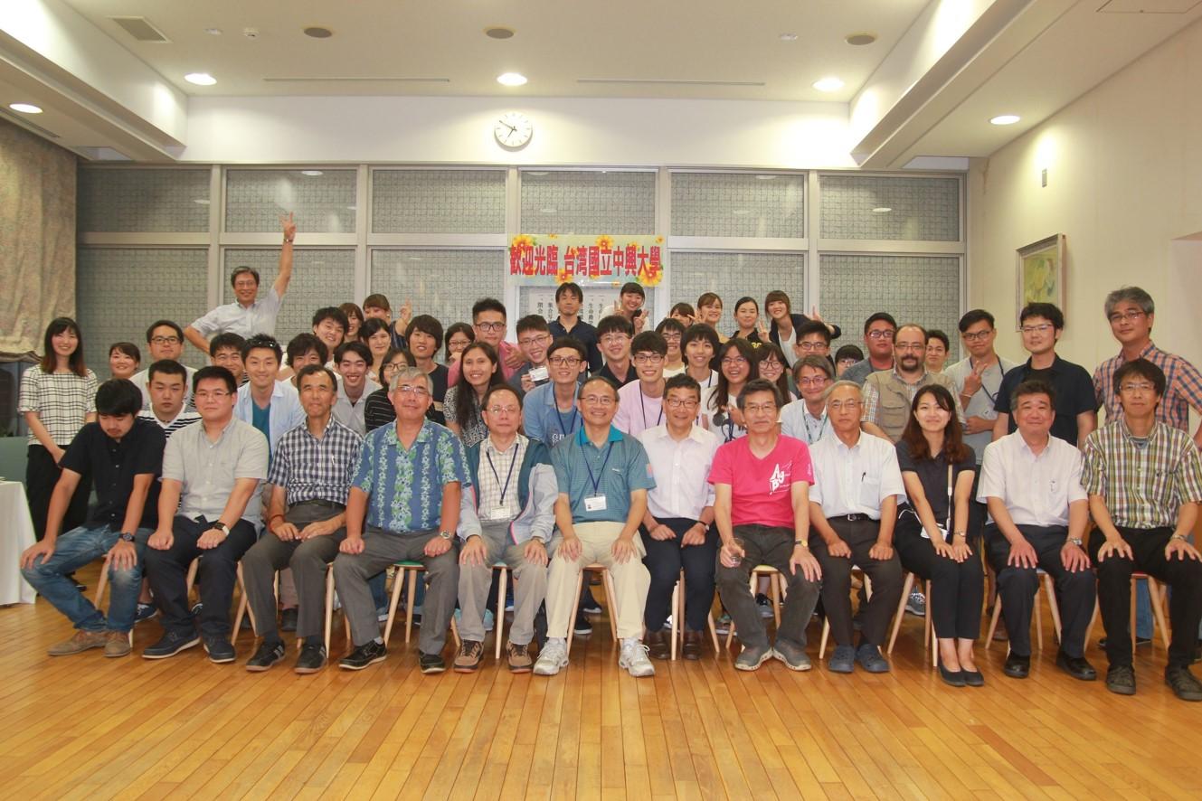 台湾国立中興大学の研修プログラムが行われました。…