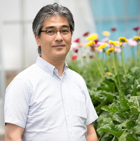 新学科主任に窪田聡教授が就任されました。