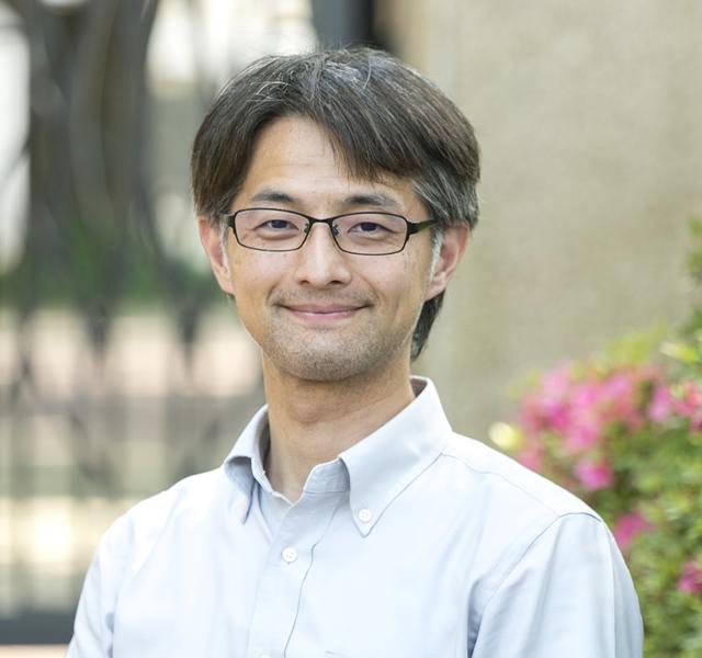 専任講師 水田 大輝